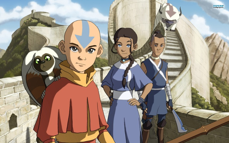 """Dig Deep : Why """"Korra"""" is a better series than """"The Last ..."""